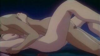 Beautiful Hentai Couple Pussy Fuck