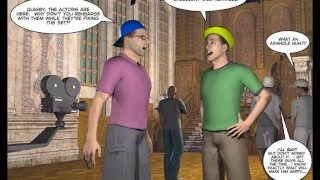 3D Gay World Pictures The biggest gay movie studio 3D cartoon comics anime